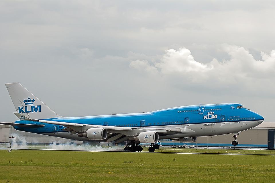 KLM annulering
