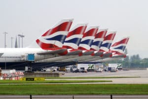 british airways staking