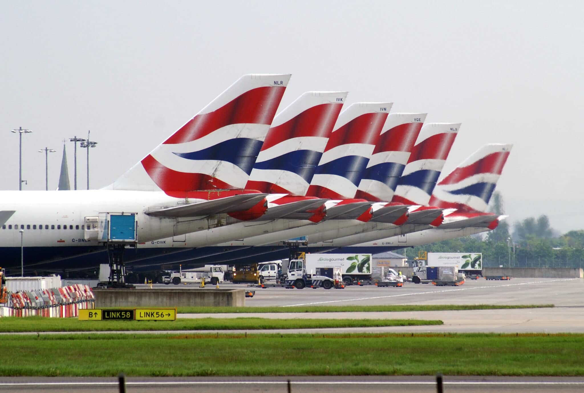 british airways staking