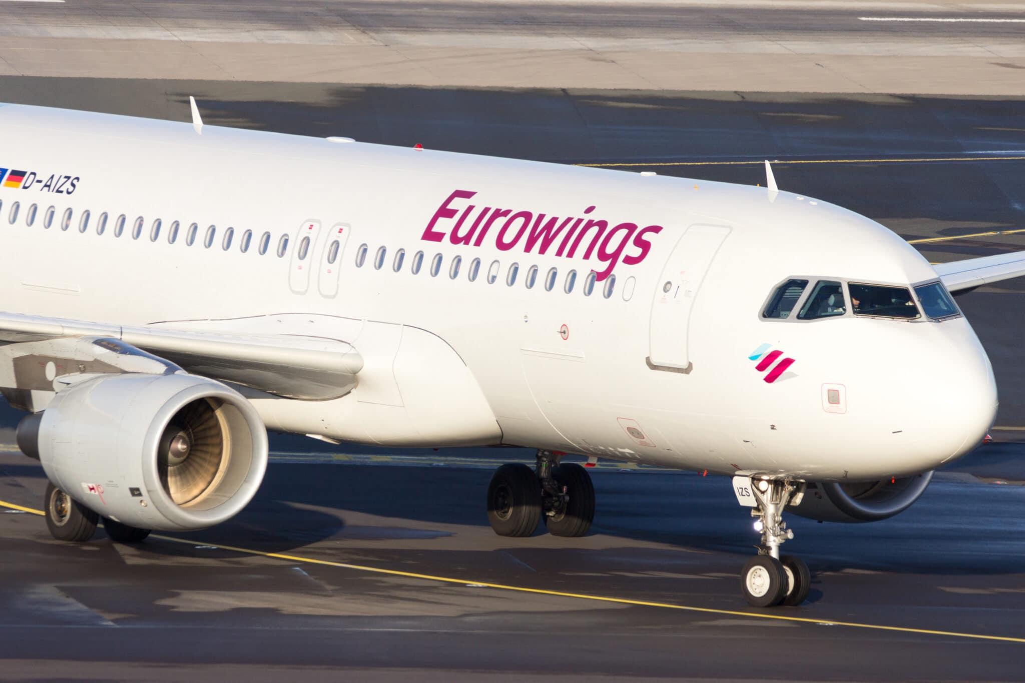 eurowings staking