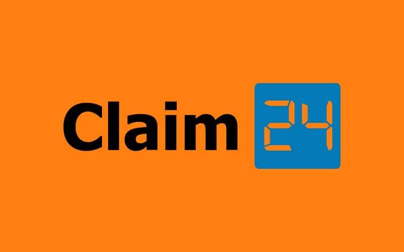 Claim24 logo