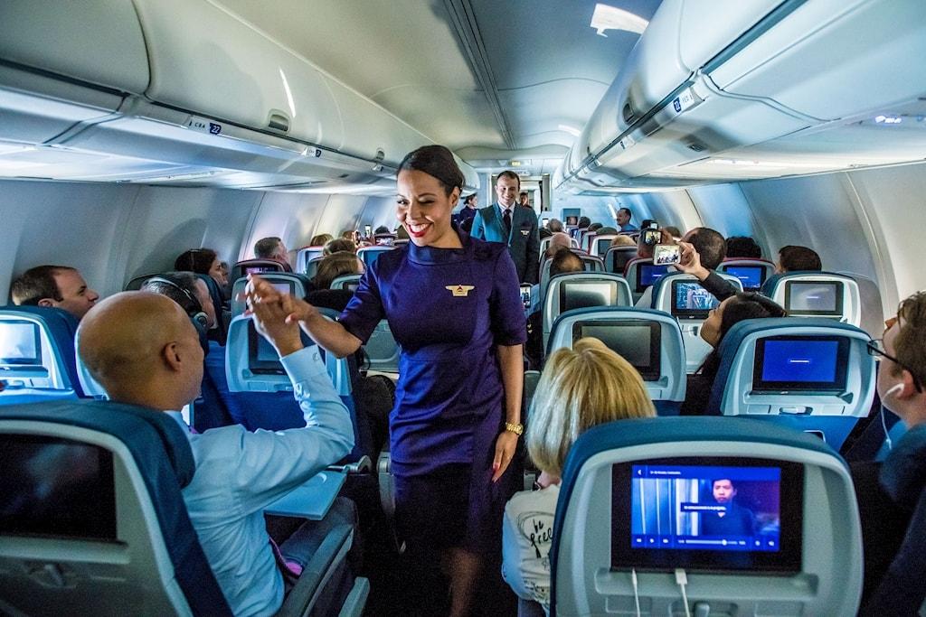 Delta Air Lines Personeel