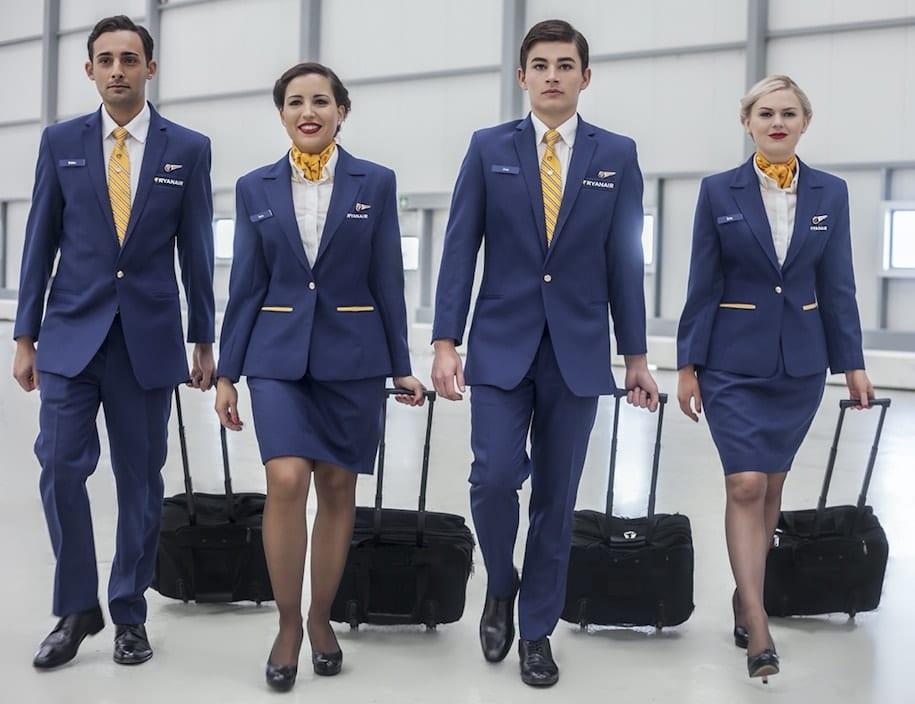Ryanair personeel